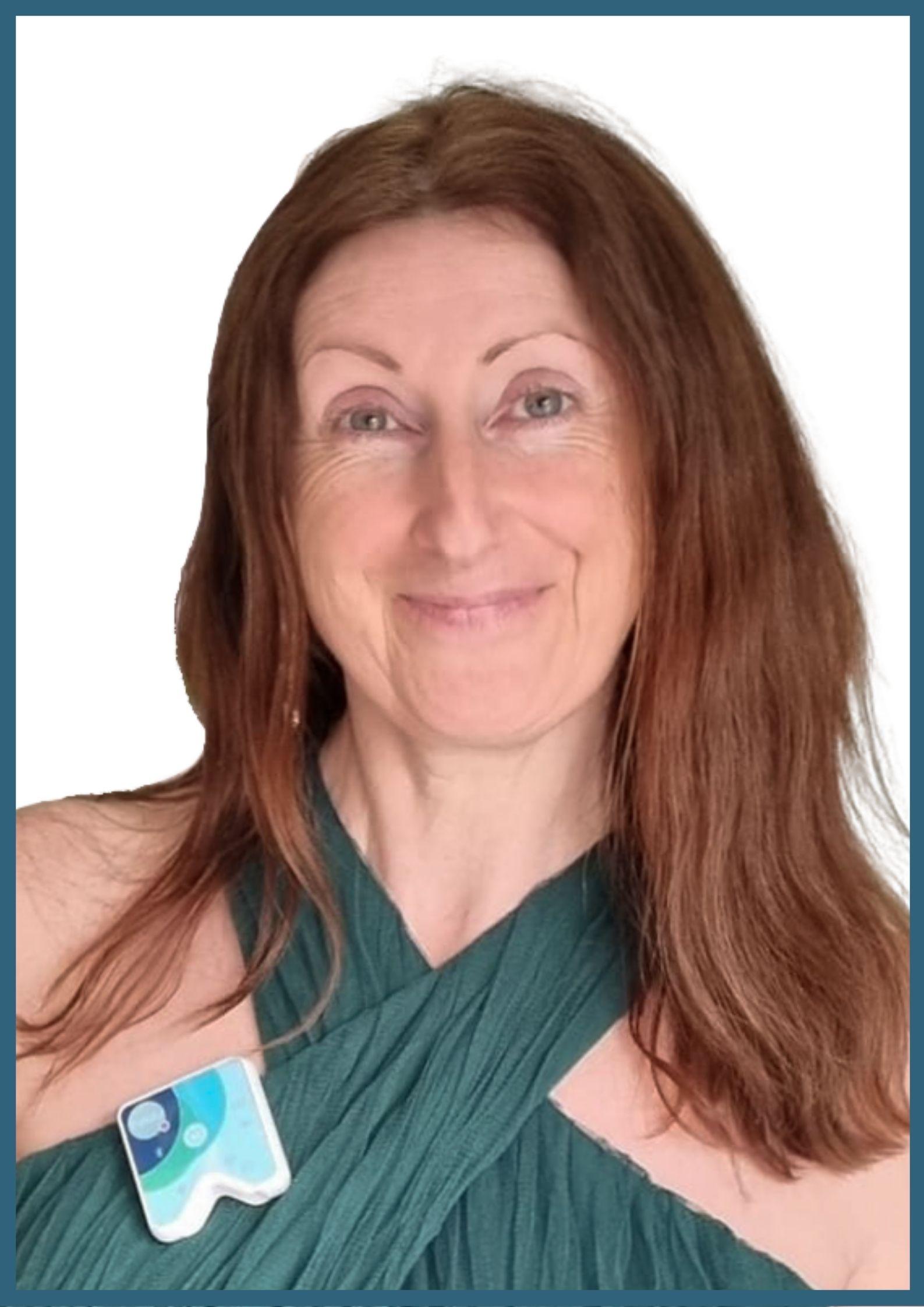 Anita Profile framed IN COLOUR 31627C